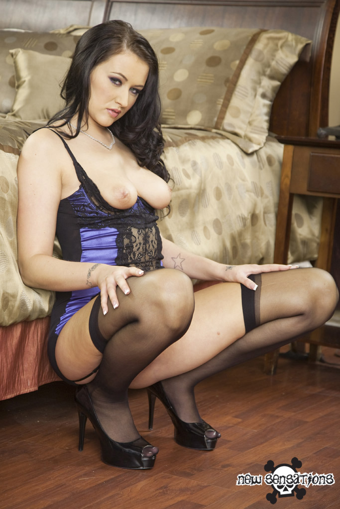 Excellent stunning brunette and black cock opinion
