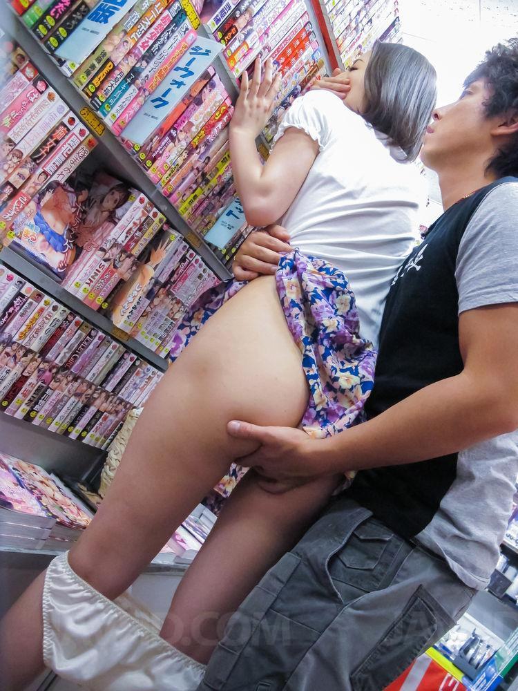asiatisk brystporno