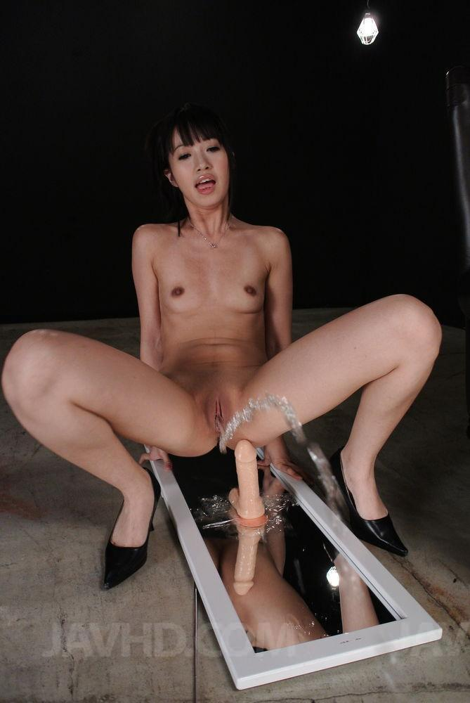 Dildo Ride Orgasm Squirt