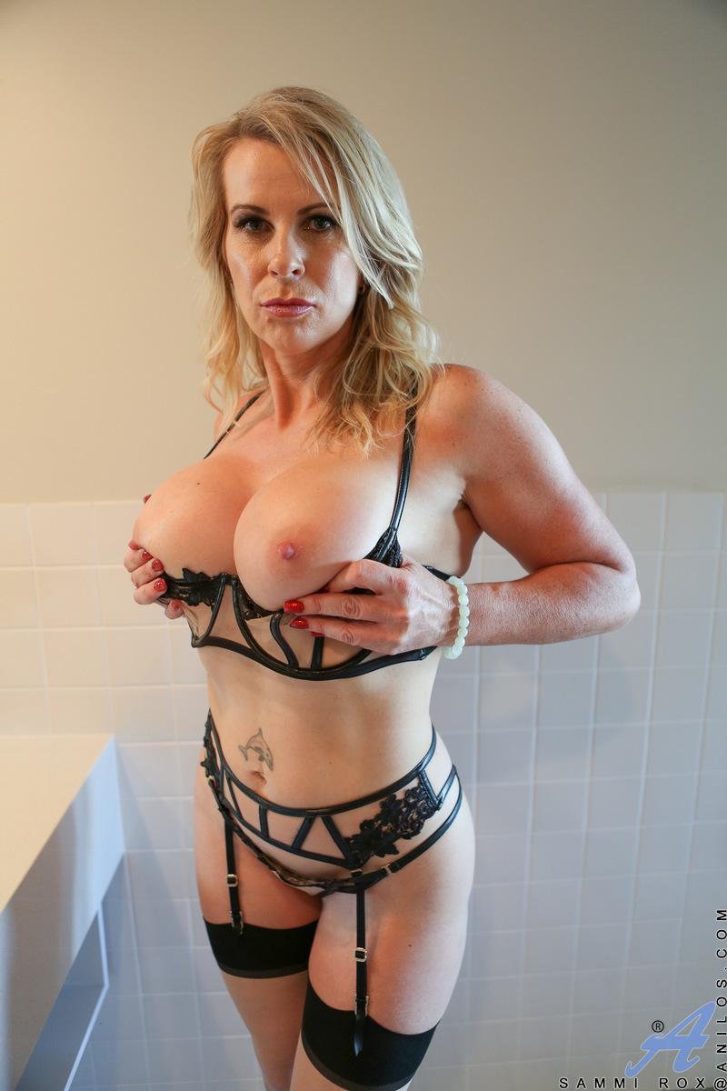 Mature Australian Blonde - Pornpictureshqcom-8516