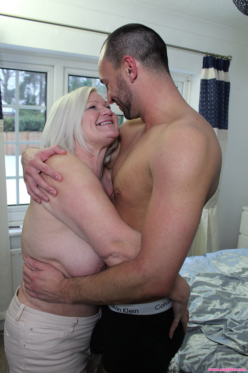 Granny Blowjob Big Tits