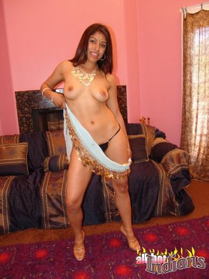 Exposed my Indian pussy exactly for you!