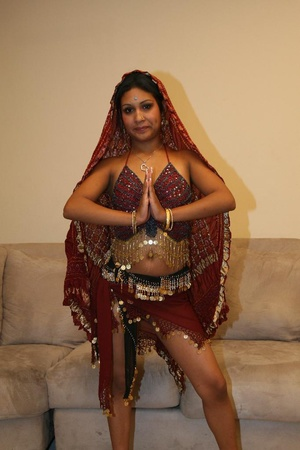 Small tits indian milf