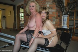 Lesbian Strap-On Claire Knight from United Kingdom