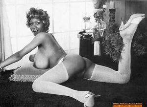 Ebony tramps tweak nipples