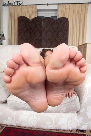 Hardcore feet