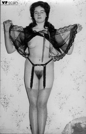 Sexy lingerie mom