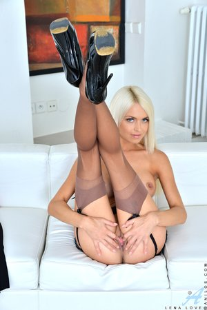 Shaved pussy erotic