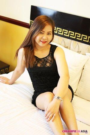 Thai amateur pussy fuck
