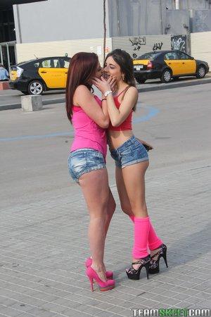 Lesbian pussy