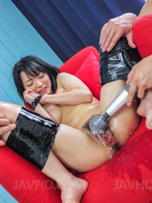Hairy fuck squirt