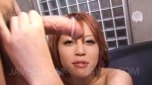 SARA big tit japanese milf