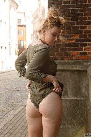 Swede blonde amateur