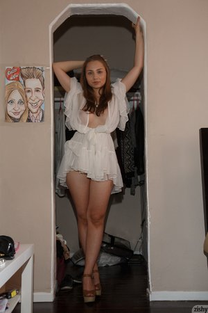 Polish brunette amateur