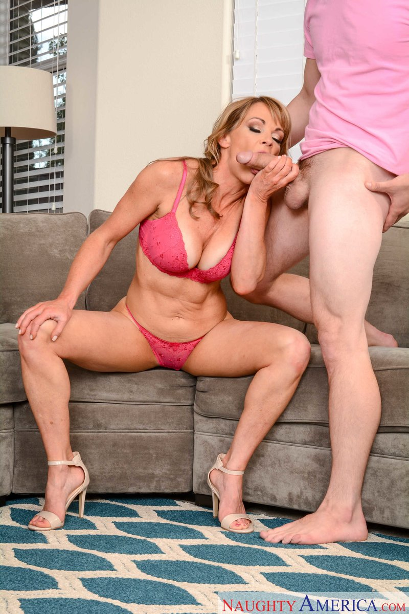 Hot Milf Caught Masturbating