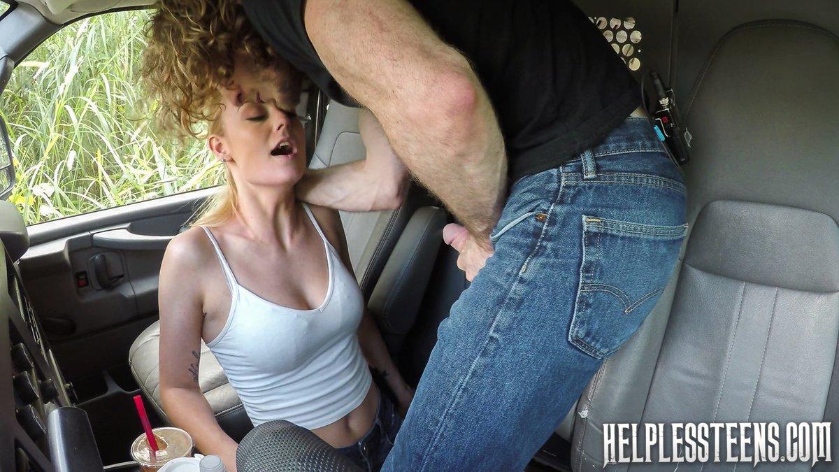 Rough Helpless Teen Hitchhiker - Pornpictureshqcom-6525