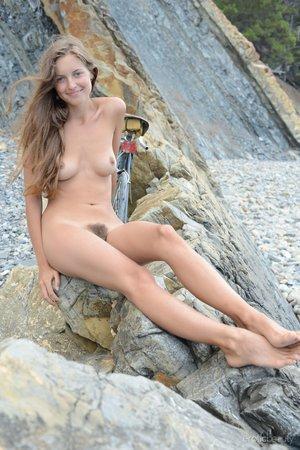 Nude erotic model