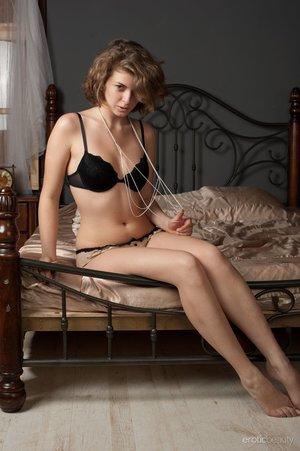 Nude russian model