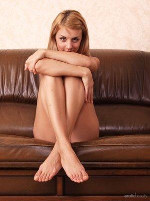 Nude ukrainian model