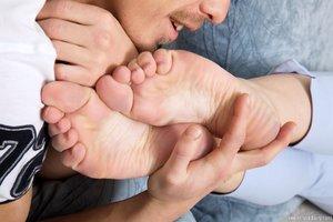 Missionary feet fetish