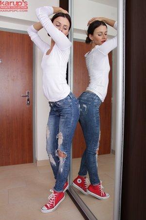 Dutch skinny jeans