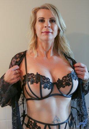Mature australian blonde