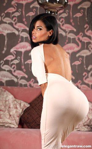Latina tight dress