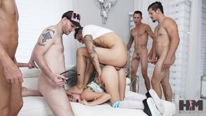 Gangbang auditions