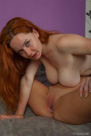Ukrainian redhead lesbians
