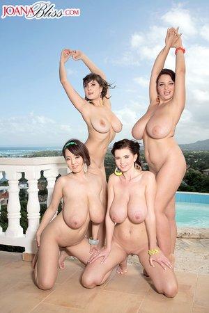 Ukrainian natural big tits