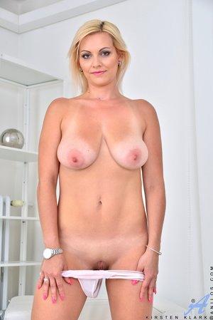 Czech mature housewife