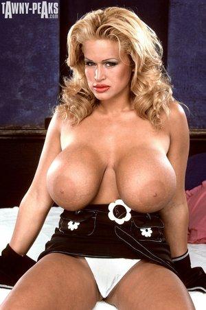 Petite mature big tits