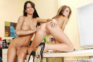 Lesbian horny housewife