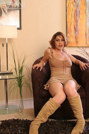 Tall hot big tits milf