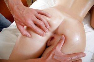 Tiny tits masseur