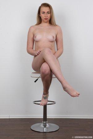 Amateur czech casting big tits