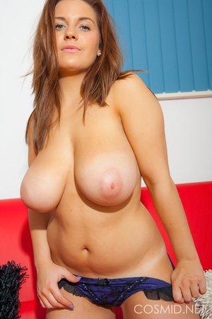 British chubby big tits