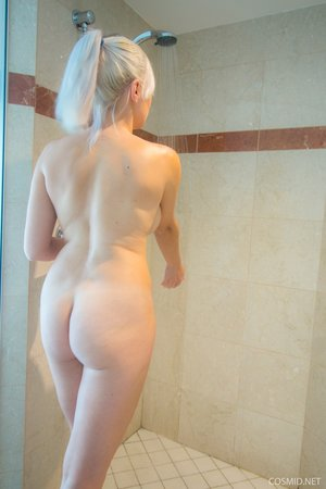 Wet mature amateur