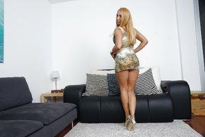 Great legs bulgarian heels